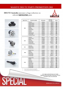DEUTZ Parts Promotion 2015 AUD _FINAL_