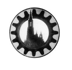 DEUTZ logo 1917 cogwheel